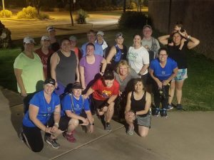 5k Training group